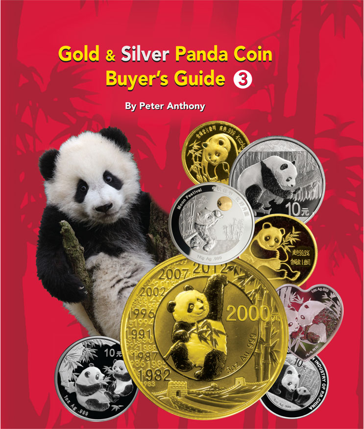 2000 gold Mirror Panda coin